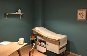Cabinet d'un médecin généraliste